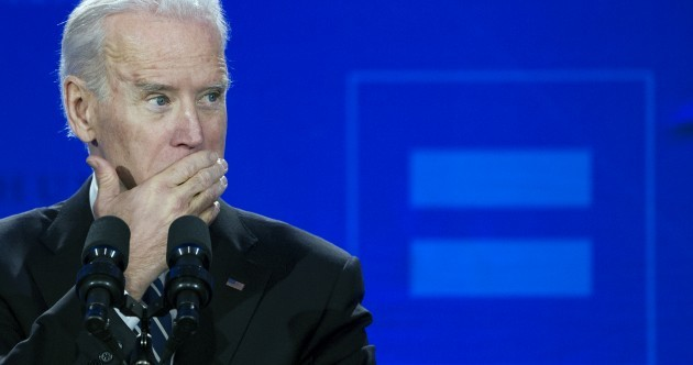 Joe Biden's mouth has got him in trouble before