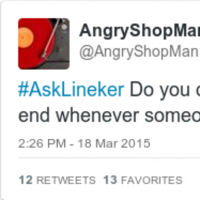 Gary Lineker invited fans to ask him questions on Twitter and it totally backfired