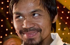 On song: 5 Manny Pacquiao hits of a different kind