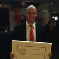 Tadhg Kennelly hailed for Aussie Rules career as he enters Sydney Swans Hall of Fame