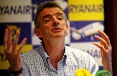 Protest blocks Ryanair's first flight from Copenhagen