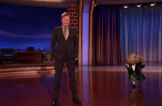 Conan O'Brien created the biggest Irish stereotype ever on his show last night