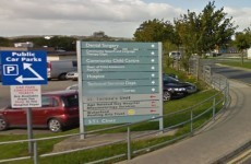 Car crashes into emergency department of University Hospital Waterford