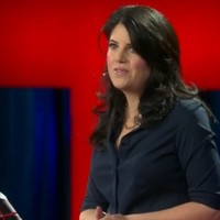 """The more shame, the more clicks"": Monica Lewinsky speaks out on cyber-bullying at TED"