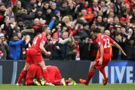 Liverpool have been in flying form in 2015.