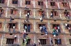 Students expelled after parents scale high school walls to help them cheat