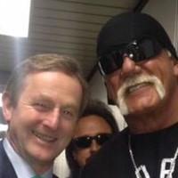 QUIZ: What was Hulk Hogan wearing when he met Enda? Test your knowledge of the week...