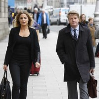 Court hears that the O'Donnells are 'living rent-free at the bank's expense'