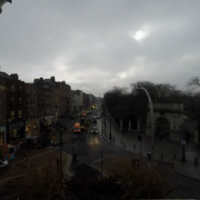 Dublin turned a bit nightmareish during the solar eclipse - here's a timelapse