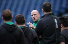 'We've all lost big games before' - POC set to bounce back with Ireland