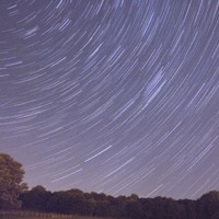 Watch out for shooting stars in the skies this weekend