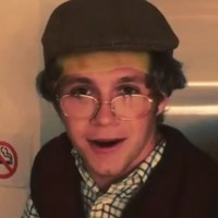 Niall Horan featured as a belligerent aul lad in the most Irish video ever