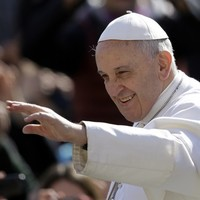 Pope set to dine with gay and transgender inmates at a prison in Italy