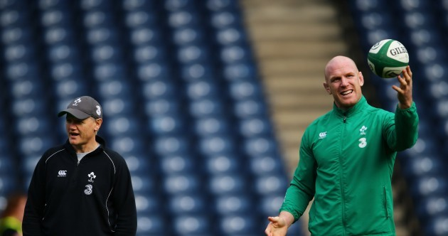 Ireland a happy camp under pressure, but O'Connell wary of Scottish spark
