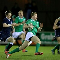 Ireland U20s mauled by Scotland to end Six Nations in disappointment