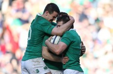 Here's how we rated Ireland in their swashbuckling four-try win over Scotland