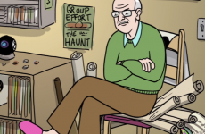 This guy animated his friend's 30-year-old recording of his nagging parents