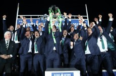 Never in doubt! Ireland secure back-to-back 6 Nations titles on stunning day of rugby