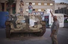 Libyan rebels claim capture of gateway to Tripoli