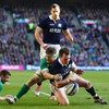 Heaslip's try-saving smash on Hogg is the sort of thing you'll remember in 50 years time