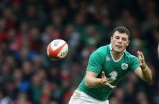 'I'll just have to pinch myself and let it sink in' - Robbie Henshaw