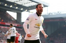 Mata proves the difference as United make a firm statement of intent at Anfield