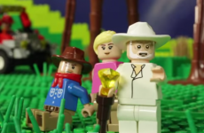 Someone has recreated Jurassic Park using €90k worth of Lego
