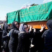 Afghan woman beaten to death and set on fire for allegedly burning Koran