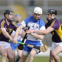 Waterford can celebrate Division 1B promotion after today's six-point win over Wexford