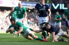 Each one of yesterday's 27 tries tells its own story in the Six Nations' greatest ever day