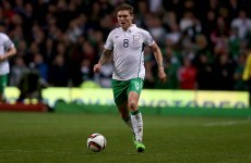 Ireland trim their squad for Poland and one promising player misses out through injury