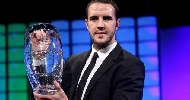 John O'Shea named Republic of Ireland's Senior Player of the Year