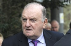 """The media saved my life"" - George Hook"