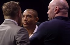 UFC boss warned to make sure McGregor 'does not touch Aldo' during media tour