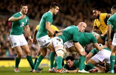 3 Irish players make the 12-man shortlist for the 6 Nations Player of the Tournament