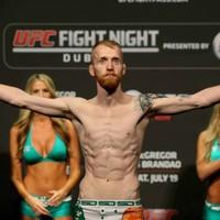 Holohan aiming for UFC return in Scotland despite car accident setback