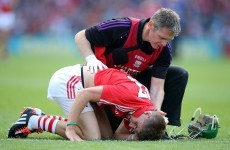 The Cork hurlers look set to be without two key players for Sunday's league quarter-final