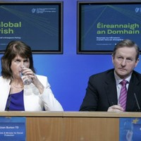 Are Enda and Joan facing another water charges mess?