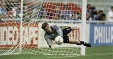 Spot the Ball: Italia 90 Ireland v Romania penalty shootout edition
