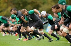 After another 6 Nations success, who would you like to see in Ireland's World Cup squad?