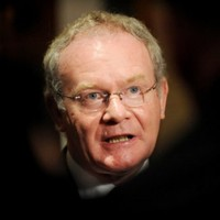 Martin McGuinness condemns violence in Derry