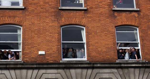 Students aren't at all happy about cuts and overcrowding at NCAD