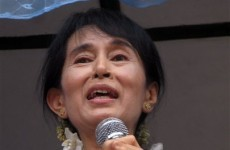 Suu Kyi makes first political trip since being freed from house arrest