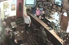 A pint spontaneously combusted in a Drogheda pub and completely dumbfounded everyone