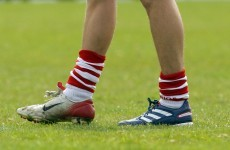 Coloured boots are what's really wrong with the GAA according to one inter-county team