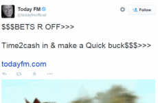 There were some odd things happening over at TodayFM this morning
