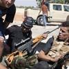 Libyan rebels fight Gaddafi forces in Zawiya