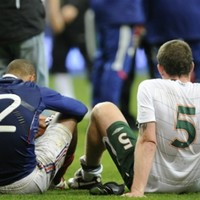 Henry: I told Irish players I handled ball and I was vilified by press
