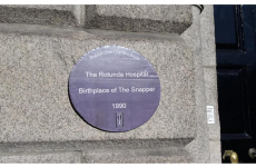 The Snapper has finally been commemorated with a good-sized plaque in Dublin