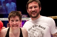 Aisling Daly is one win away from a UFC title bout, says coach John Kavanagh